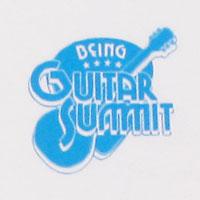 V.A | Guitar Summit Vol.04 Tシャツ白