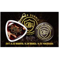 V.A | Being Guitar Summit Vol.05 ピックストラップ&缶バッジセット