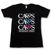 Caos Caos Caos | 2013 Tシャツ