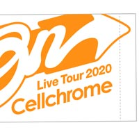 Cellchrome | From Now On タオル