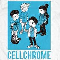Cellchrome | ニワケンプロデュースグッズ Tシャツ