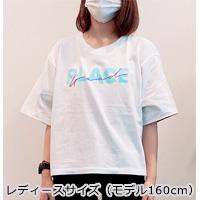 Cellchrome | Good Place ビッグシルエットTシャツ ブラック