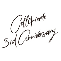 Cellchrome | 3rd Anniversary Goods マグカップ
