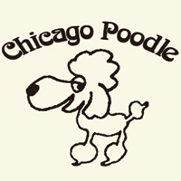 Chicago Poodle | 10th Anniversary 巾着トート