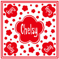 Chelsy | 三人官女のひな祭り うめばんだな