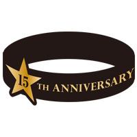 DAIGO | 15th ANNIVERSARY LIVE チャリティーバンド