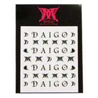 "DAIGO | DAIGO LIVE TOUR 2013 ""BUTTERFLY"" キラキラ☆ネイルシール"