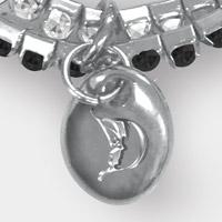 DAIGO | Christmas Dinner Show 2016 Rhinestone Bracelet(Silver)
