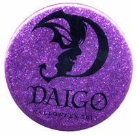 DAIGO | HALLOWEEN PARTY 2013 缶ミラー2枚セット