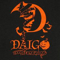 DAIGO | HALLOWEEN PARTY 2014 Tシャツ