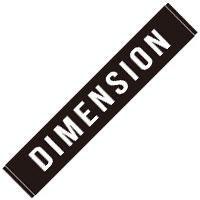 DIMENSION | DIMENSIONマフラータオル