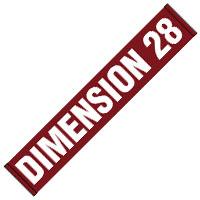 DIMENSION | 28マフラータオル