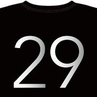 DIMENSION | 29Tシャツ[BLACK]