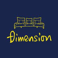 DIMENSION | キャンバストート