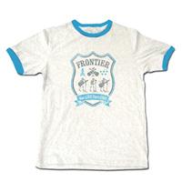 doa | FRONTIER 限定Tシャツ
