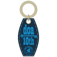 "doa | ""open_door""2014 キーホルダー/ネイビー"