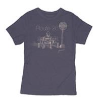 doa | Route26 Tシャツ