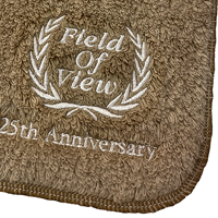 FIELD OF VIEW | FIELD OF VIEW 25th Anniversary ハンドタオル