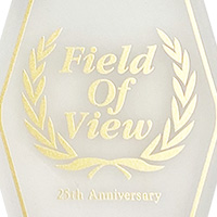 FIELD OF VIEW   FIELD OF VIEW 25th Anniversary キーホルダー