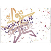 GARNET CROW | GARNET CROW Special Countdown Live 2011-2012 パンフレット