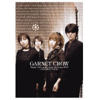 GARNET CROW | GARNET CROW Happy 10th Anniversary livescope 2010 パンフレット