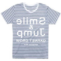 GARNET CROW | Smile&JumpボーダーTシャツ