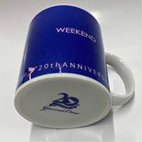 GARNET CROW | GARNET CROW 20th WEEKENDマグカップ(BLUE)
