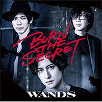 WANDS | BURN THE SECRET【初回限定盤】