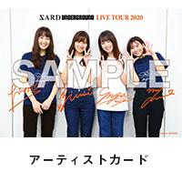 SARD UNDERGROUND | SARD UNDERGROUND LIVE TOUR 2020