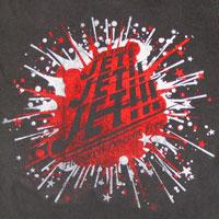 Hundred Percent Free | BACK TO BACK 2011 ツアーロゴTシャツ
