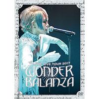 VALSHE | VALSHE LIVE TOUR 2017「WONDER BALANZA」【通常盤】