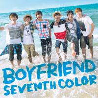 BOYFRIEND | SEVENTH COLOR【通常盤】