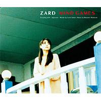 ZARD | 【12cmマキシ】MIND GAMES