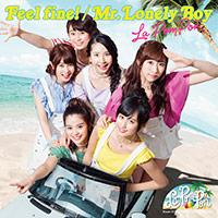 La PomPon | Feel fine!/ Mr.Lonely Boy【初回限定盤】