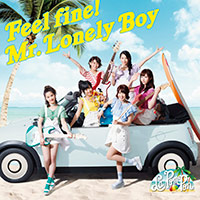 La PomPon | Feel fine!/ Mr.Lonely Boy【通常盤】