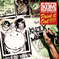 KNOCK OUT MONKEY   Paint it Out!!!!
