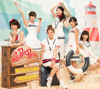La PomPon | 想い出の九十九里浜/恋のB・G・M 〜イマハ、カタオモイ〜【初回限定盤A】