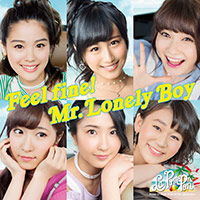 La PomPon | Feel fine!/ Mr.Lonely Boy【完全限定盤】