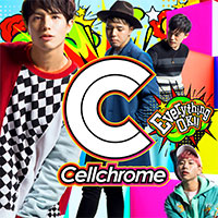 Cellchrome | Everything OK!!【セルクロ盤】