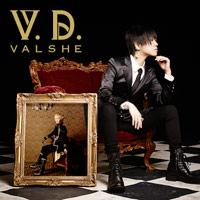 VALSHE | V.D.【通常盤】