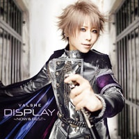 VALSHE | DISPLAY-Now&Best-【通常盤】