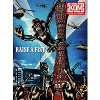 KNOCK OUT MONKEY | RAISE A FIST【CD+2DVD盤】