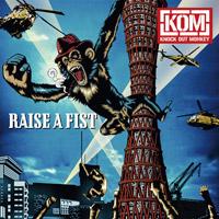 KNOCK OUT MONKEY | RAISE A FIST【CD盤】