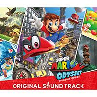 サウンドトラック | スーパーマリオ オデッセイ オリジナルサウンドトラック