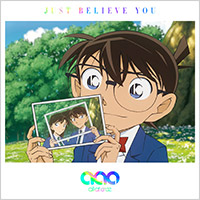 all at once | JUST BELIEVE YOU【名探偵コナン盤】