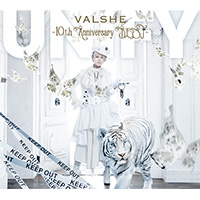 VALSHE | UNIFY -10th Anniversary BEST-【初回限定盤】