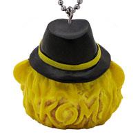 KNOCK OUT MONKEY | KOM ウーキーキーホルダー[Yellow]