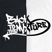 KNOCK OUT MONKEY | BACK TO THE MIXTURE ツアーTシャツ