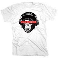 KNOCK OUT MONKEY | 猿Tシャツ [2018]