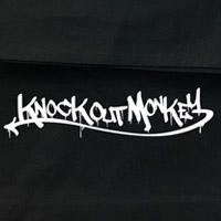 KNOCK OUT MONKEY | ショルダートート